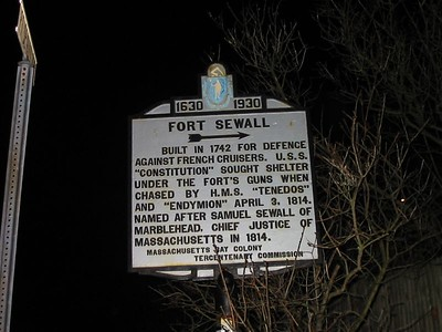 Fort Sewall, Front St, Marblehead