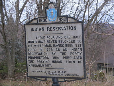 Indian Reservation, Brigham Hill Rd, Grafton