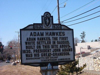 Adam Hawkes, Rte 129, Saugus