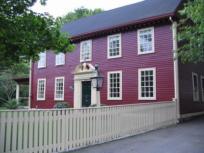 Conant House, Rte 97, Beverly