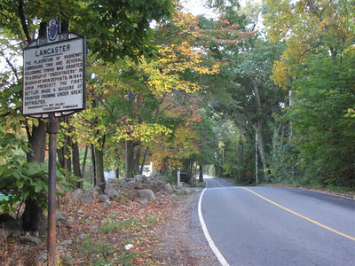 Massachusetts Tercentenary Sites