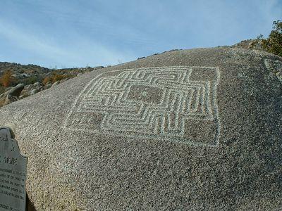 Maze Stone, 22 Dec 2003