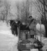 Middlefield Hauling Milk During Great Storm