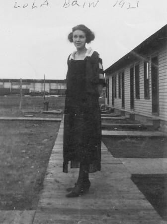 Lola Bain 1921