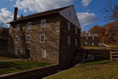 Pierce Mill on Rockcreek Washington DC