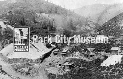 Alliance Mine, ca.1900 (Image: digi-2-4087, Himes-Buck Digital Collection)