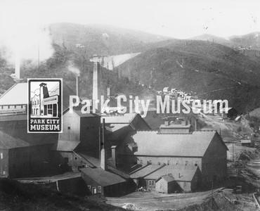 Ontario Mill, ca.1900s (Image: digi-3-89, Jordanelle Special Service District Digital Collection)