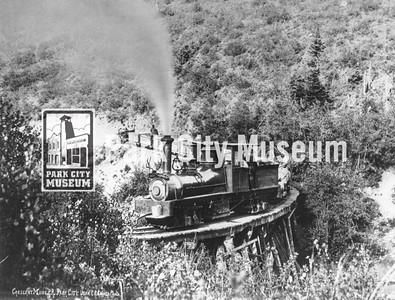 Crescent Tramway, ca.1900s (Image: digi-3-105, Jordanelle Special Service District Digital Collection)