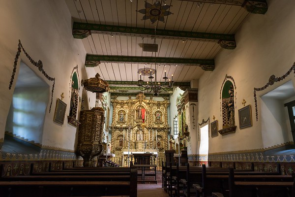 Mission San Juan Capistrano - Sept 2017