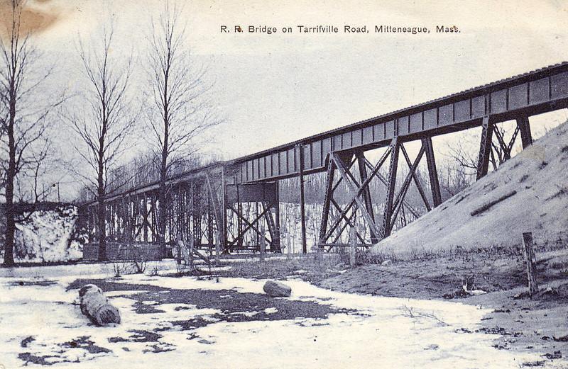 Mitteneague RR Bridge