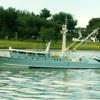 Elizabeth C J Model,7ft Long,Built By Val Peterson,San Diego,