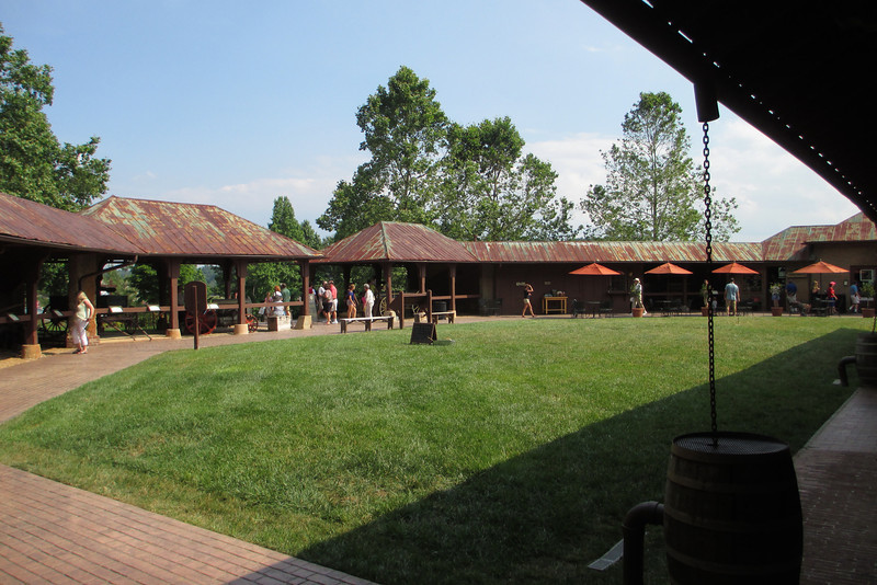 The Antler Hill Farm...
