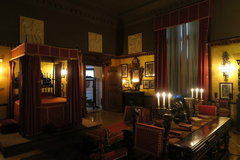 Mr. Vanderbilt's Bedroom