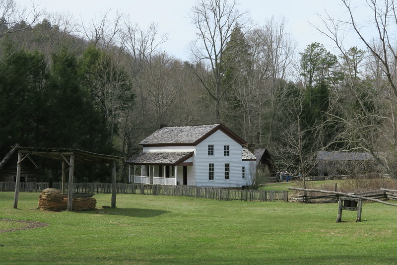 Cable Mill Historic Area