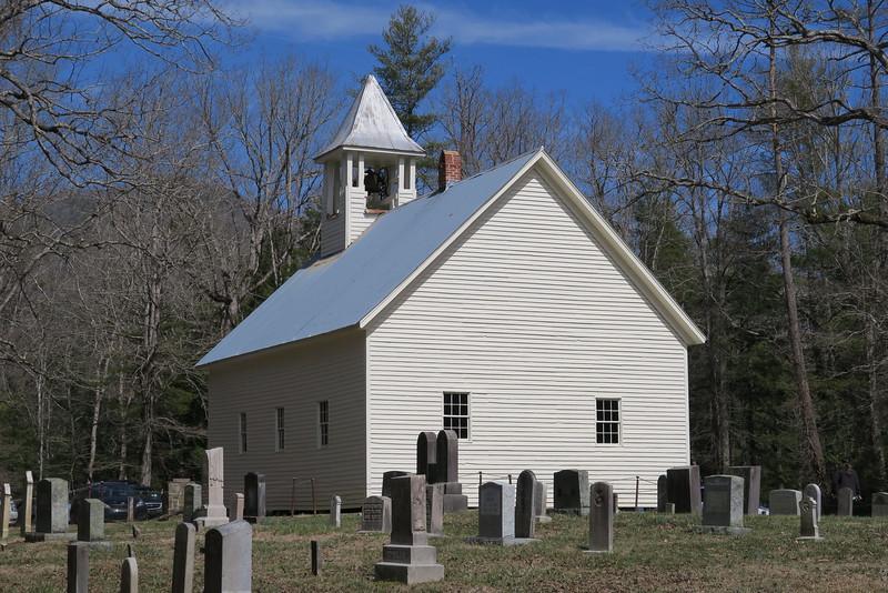 Primitive Baptist Church (ca. 1887)