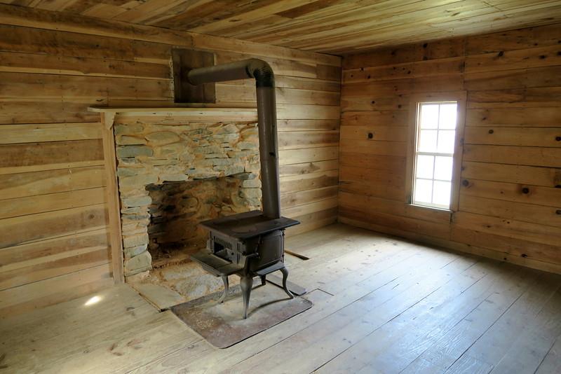 Gregg-Cable House (ca. 1879) - Interior