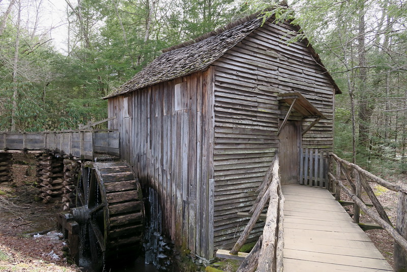 Cable Mill (ca. 1870)