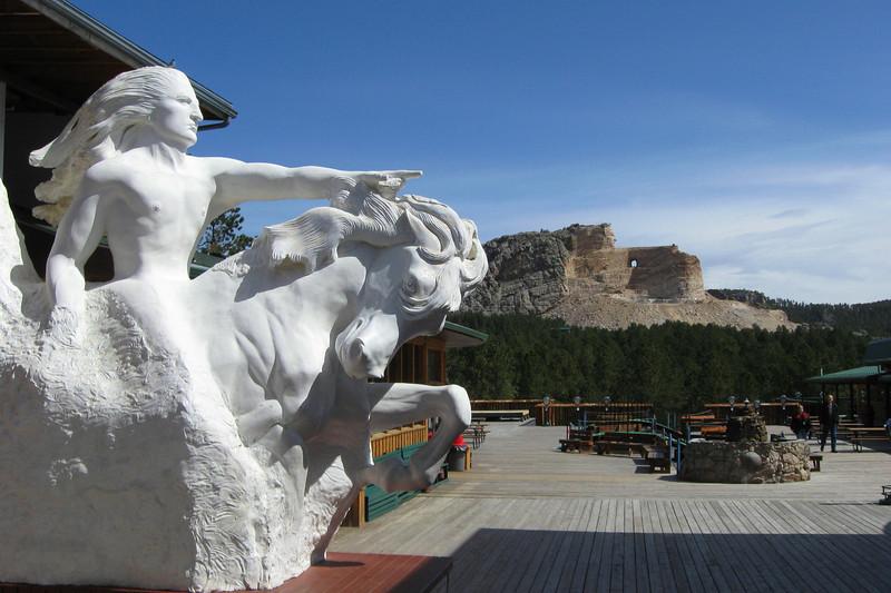 Crazy Horse Memorial, SD (5-6-11)