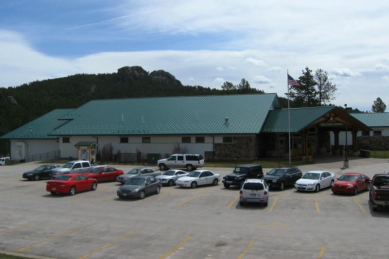 Crazy Horse Memorial Visitor Center