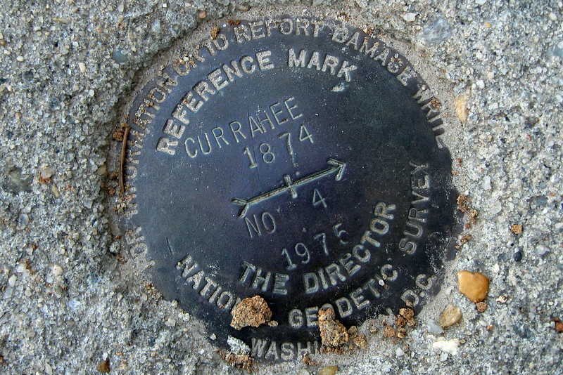 Currahee Mountain Summit...1,874'