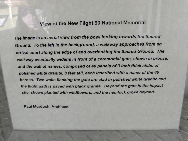 A description of the future memorial...