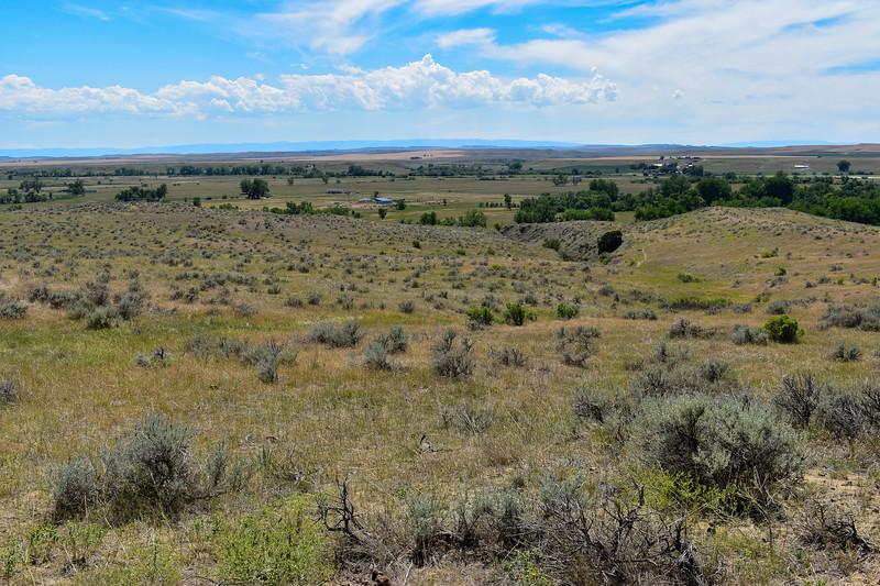 1. Native American Encampment