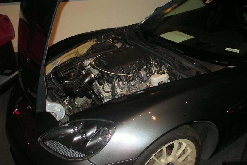 2011 Chevy Corvette Stingray