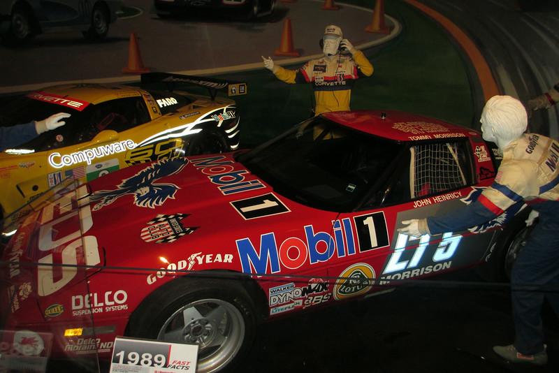1989 ZR-1 Morrison Motorsports/EDS World Record Car