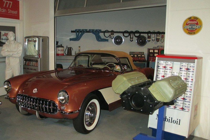 1956 Chevy Corvette