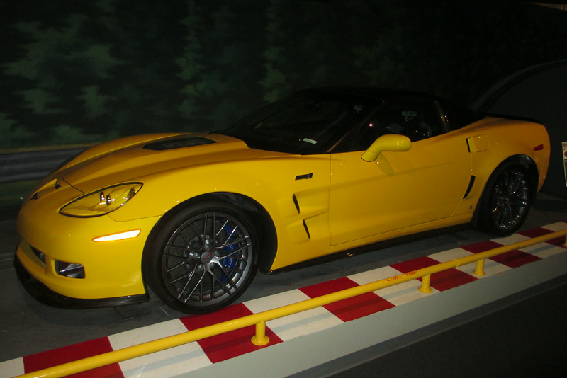 "2012 Chevy Corvette ZR-1 ""Nurburgring Edition"""