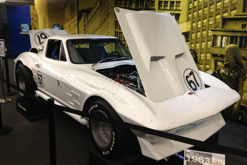 1963 Corvette Grand Sport Chaparral (replica)