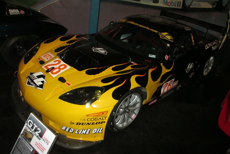 2008 Corvette GT2 Le Mans