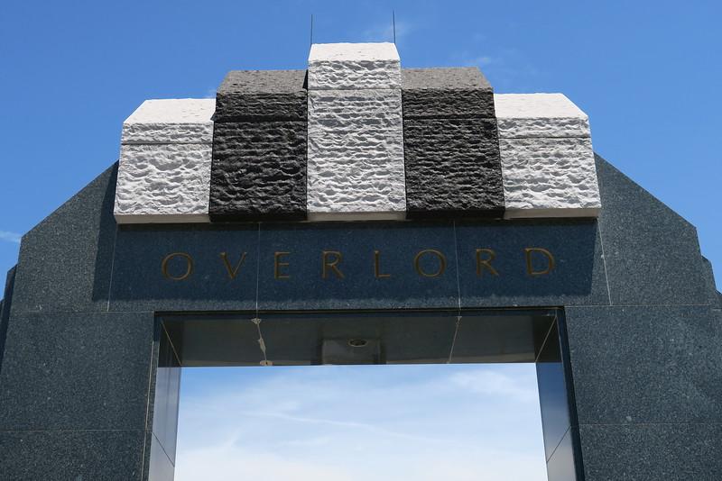 Estes Plaza - Overlord Arch