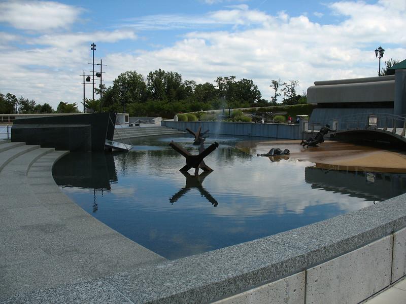 Landing Memorial
