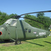 <b><i>Vietnam Support Base</i></b> - Sikorsky UH-34 Seahorse (ca. 1954-1974)  <b>General Characteristics</b>  <b>Crew:</b> 2 <b>Length:</b> 56 ft 8.5 in <b>Rotor Diameter:</b> 56 ft 0 in <b>Maximum speed:</b> 123 mph <b>Range:</b> 182 mi <b>Service ceiling:</b> 9,500 ft <b>Armament:</b> Various