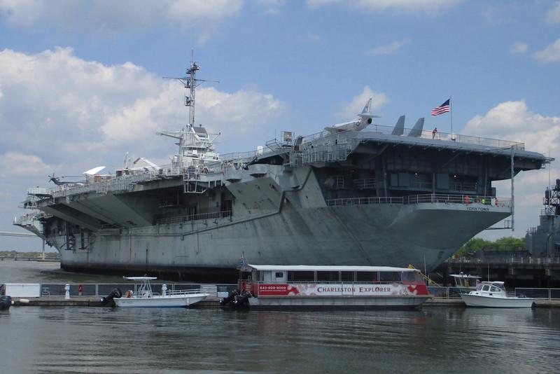 Patriots Point Naval & Maritime Museum, SC (4-12-14)