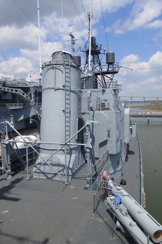 U.S.S. Laffey (DD-724)