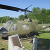 <b><i>Vietnam Support Base</i></b> - Bell UH-1 Iroquois (Huey) (ca. 1959-2005)  <b>General Characteristics</b>  <b>Crew:</b> 1-4 <b>Length:</b> 42 ft 7 in <b>Rotor Diameter:</b> 57 ft 1 in <b>Maximum speed:</b> 148 mph <b>Range:</b> 315 mi <b>Service ceiling:</b> 19,390 ft <b>Armament:</b> 2 x 7.62 mm M60 machine gun, <i>or</i> 2 7.62 mm GAU-17/A machine gun;  2 x 7-round or 19-round 2.75 in (70 mm) rocket pods