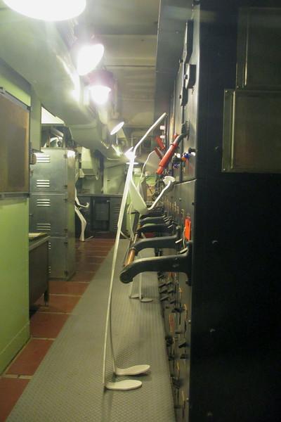 Forward Electrical Distribution Center