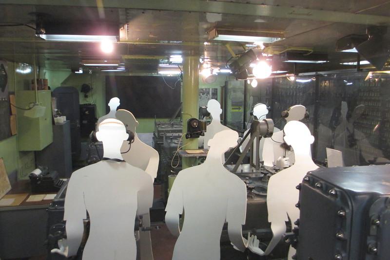 Secondary Battery Plotting Room