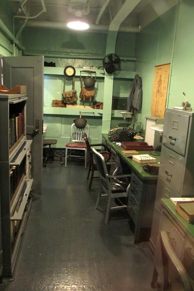 Sick Bay - Doctor's Office