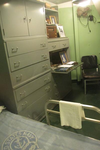 Officer's Stateroom
