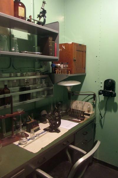 Sick Bay - Medical Labratory