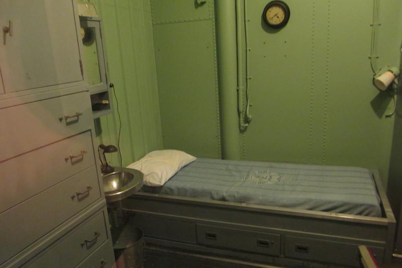 Medical Officer's Stateroom