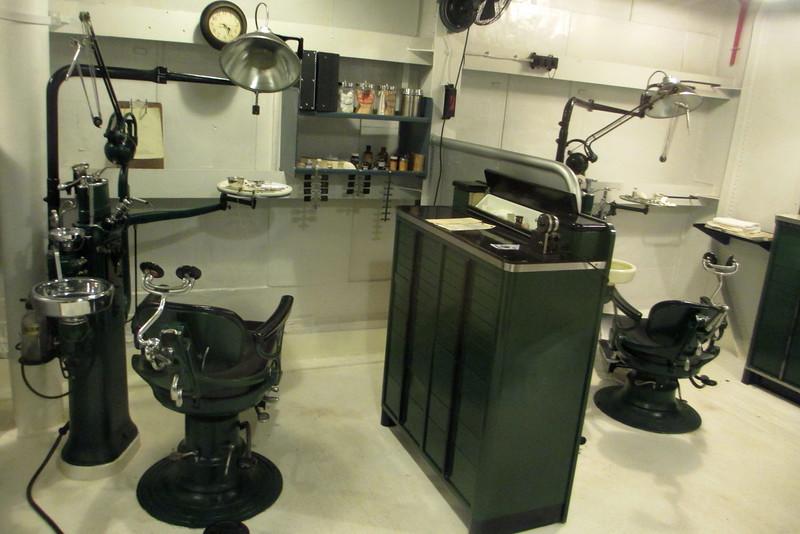Sick Bay - Dentist Office