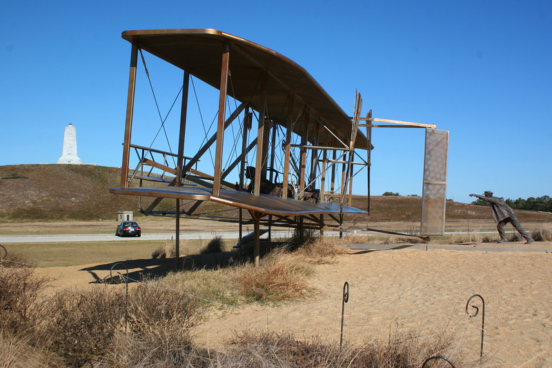 Wright Brothers National Memorial, NC (12-28-11)