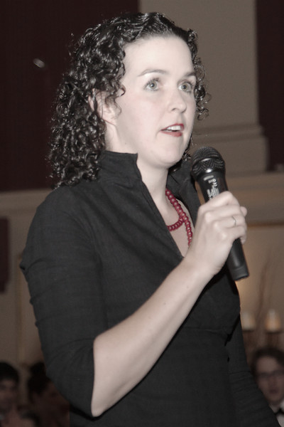 Meg O'Sullivan (Life Member 2001)