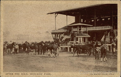 After the Race, Moncrief Park Jacksonville