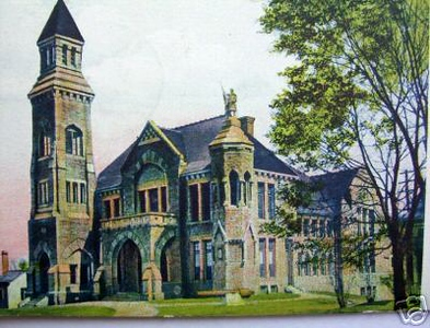 Monson 1908 memorial hall
