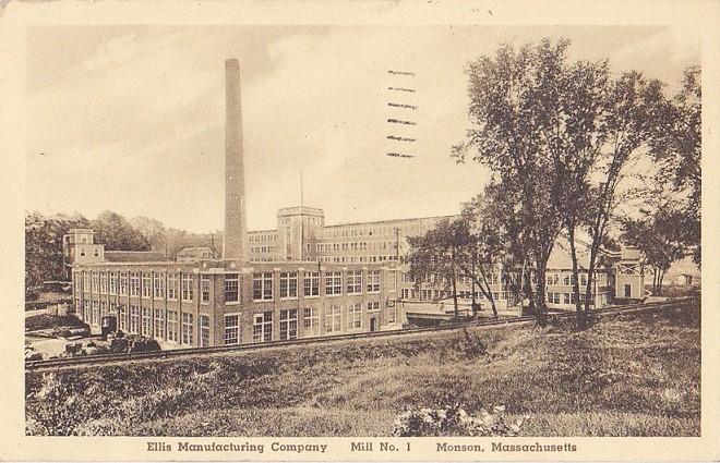 Monson Ellis No 1 Mill 1942